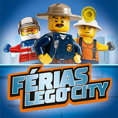 Salvador Shopping – Evento - Férias LEGO City