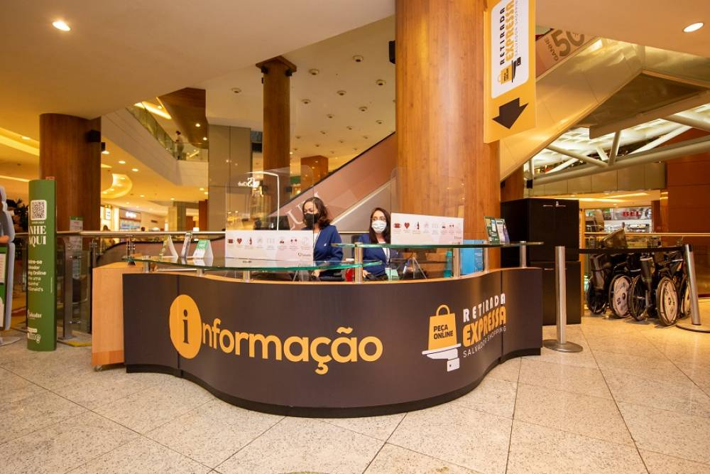 Salvador Shopping – Diferente pra você.   A melhor opção em lojas ... fb8acf3abc
